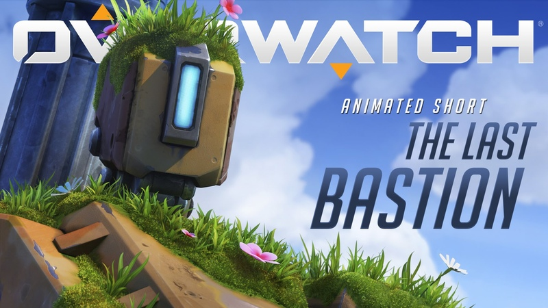 Overwatch Animated Short   The Last Bastion