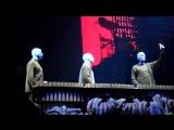 Blue Man Group Pipe Medley (Ozzy Osbourne, Beethoven, Lady Gaga, Lynyrd Skynyrd )