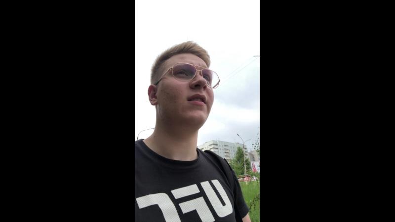 Вячеслав Глазачев — Live