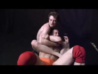 Speedo-mat-wrestling