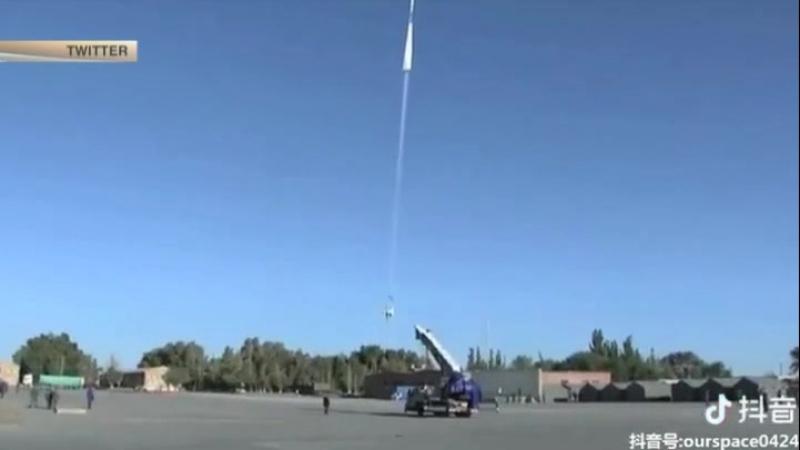 В Сети появились кадры испытания китайских гиперзвуковых глайдеров
