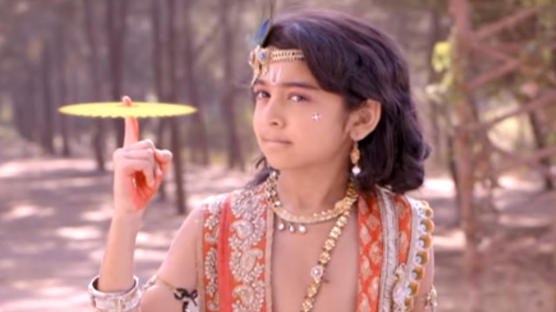 Baal Krishna | Hindi TV Serial | Mythology Show | Full Episode 205 - 10th Jan, 2017