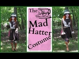 How to make The Mad Hatter Costume Alice in WonderlandAlice Through the Looking Glass