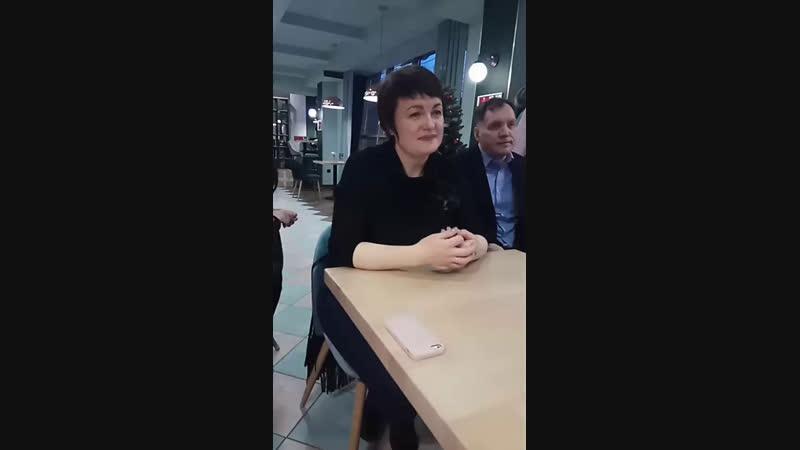 Бизнес завтрак с Еленой Стрелковой