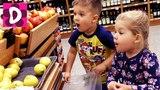 Лунтик ВОЛШЕБНИК в магазине Видео для Детей Лунтик и Его Друзья Новые Серии 2017 от Дианы Kids Video