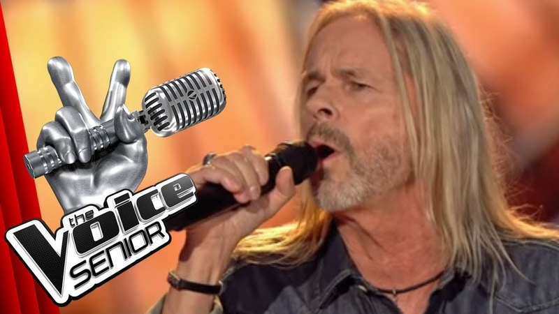 Heart - Alone (Dan Lucas) | The Voice Senior | Finale | SAT.1 TV