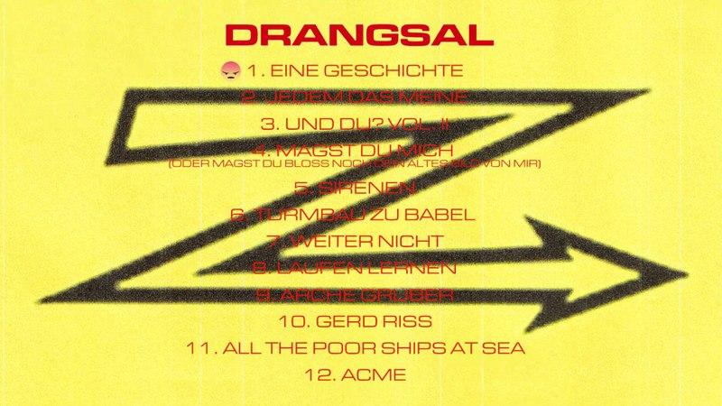 DRANGSAL – Zores (Albumplayer)