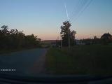 Падение метеорита в Липецкой области