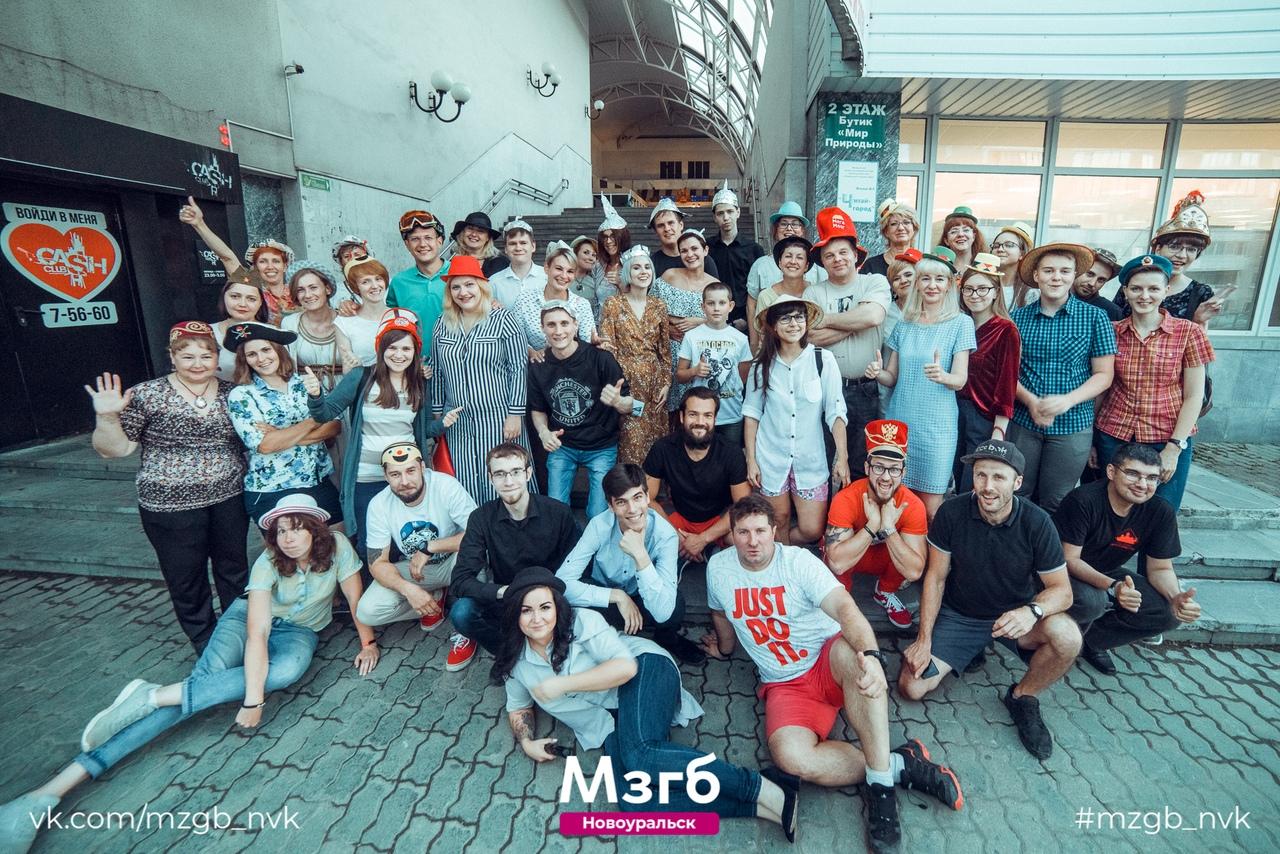 Мозгобойня_04 - 12 команд - около сотни участников!
