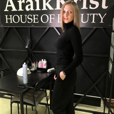 Анна Балукова