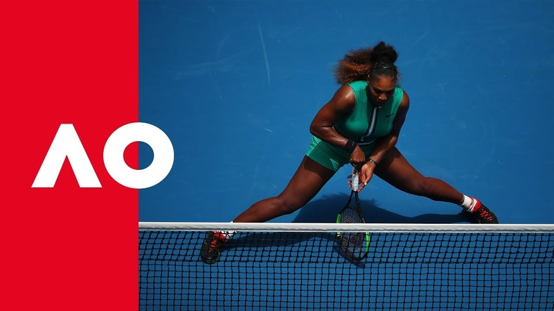 Serena supreme at the net | Australian Open 2019