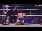 M-1 Challenge WW Title Fight - Alexey Kunchenko TKOs Alexander Butenko in 3R #AndStill