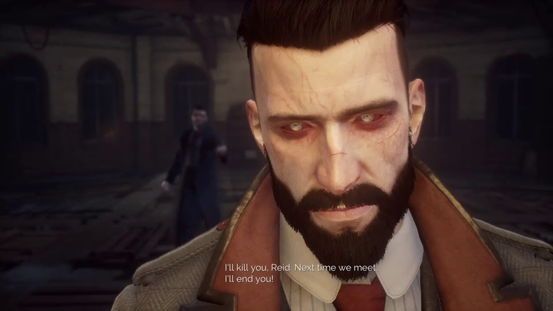 Vampyr PS4 Walkthrough Gameplay 1080p part 26 (Kill Boss GEOFFREY McCULLUM no use Ultimate Skill)