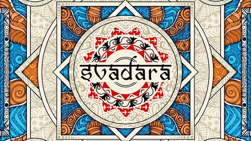 SvaDaRa - Презентация альбома Oрнамент / Presentation of album Ornament