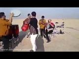 народная музыка с юго-запада Ирана, город Абадан