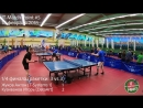Жуков Антон T Systems 1 vs Кузиванов Игорь DataArt