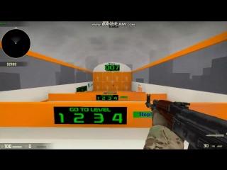 Traning aim bot