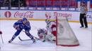 Моменты 2017 2018 Юханссон прячет шайбу под щитком