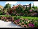 Цветы и вдохновение Райские сады Образцы ландшафтного дизайна