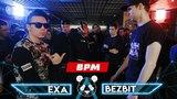PANDA BATTLE BPM Exa vs BezBit Baltic Rap Battle Event