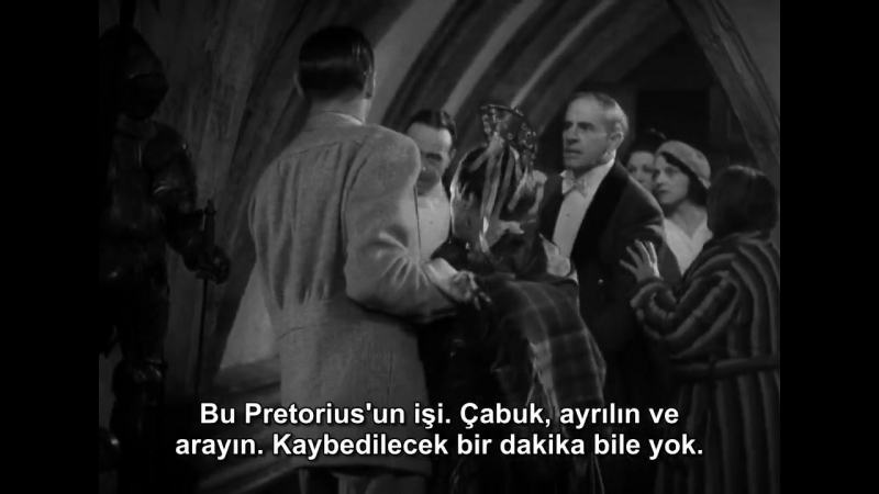FRANKENSTEİN'IN GELİNİ - (1935)