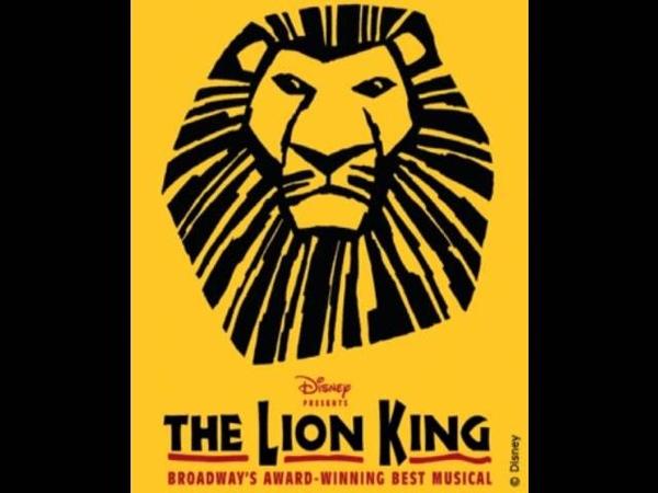 The Lion King de Musical - Dan ben ik de baas van het land