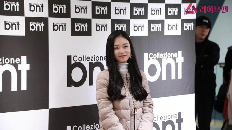 [liveen TV] 프로듀스48 김도아(KIM DO-A), 깜찍한 요정 (bnt collezione)