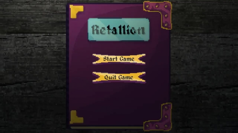 Here is the first gameplay for The Book of Retallion. The game is a immersive digital novel with dynamic lighting, ambient sound