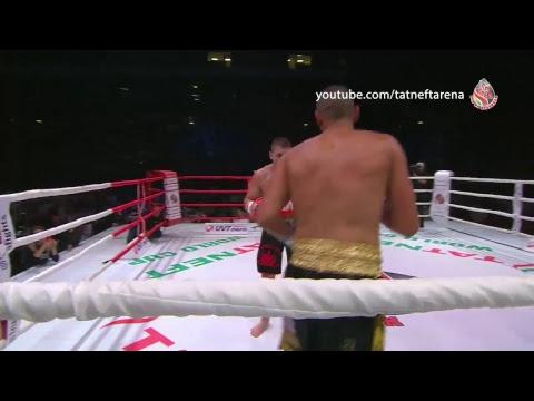 TATNEFT CUP - FIGHTS 5 | Dmitriy Menshikov VS Аli Al Ameri | Бои по правилам TNA