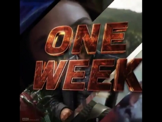 Avengers- Infinity War in one week. AG Media News_HD.mp4