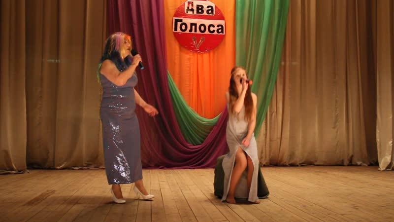 Настя Новожилова и Екатерина Давыдова Русалочка