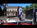 Demo in Essen-Steele - Serge Menga Spezial - 06-05-2018