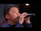 Jeffrey Li_ 13-Year-Old Sings Incredible Rendition Of You Raise Me Up - Americ