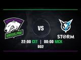 Virtus.pro vs VGJ. Storm. bo2. Групповая стадия The International 2018