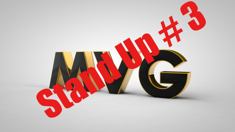 Stand Up 3 Белая Ворона ✔