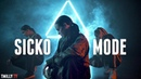 Travis Scott - SICKO MODE ft. Drake | Dance Choreography by Jojo Gomez | #TMillyTV