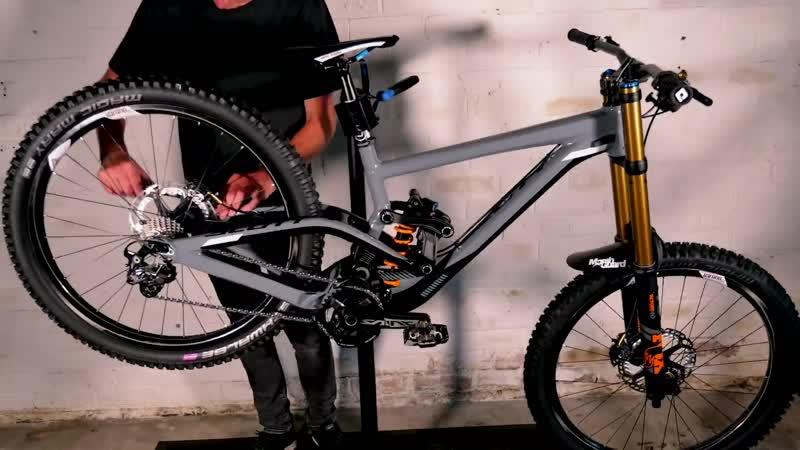Building My Dream Downhill Bike ¦ SCOTT Gambler