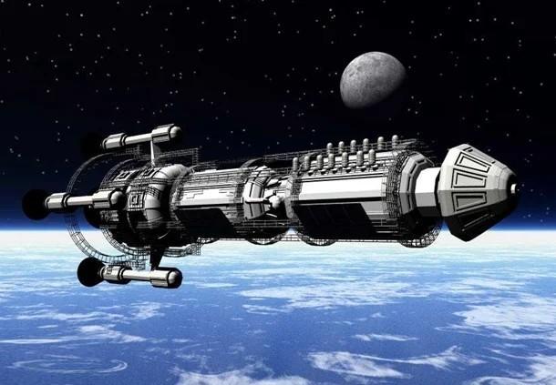 «Астра» — ядерный звездолёт СССР