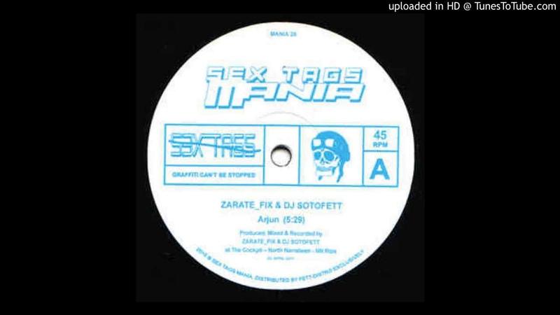 Zarate Fix DJ Sotofett Arjun