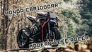 HONDA CBR1000RR MODERN CAFE'RACER Custom by ปอล้อโต