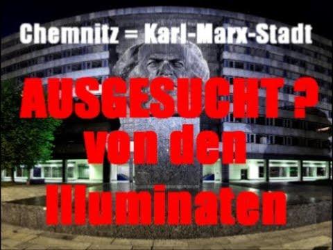 Chemnitz auserwählte Stadt