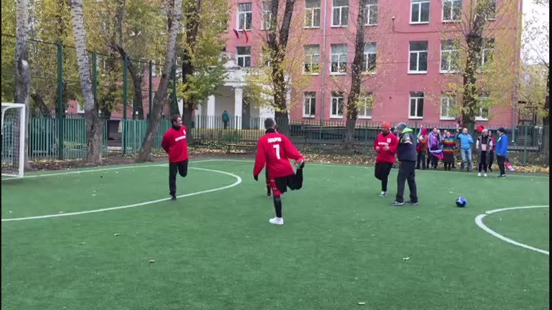 Склифосовский 7. Футбольный поединок