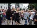 June 3 2018 In the city of Piotrków Trybunalski Poland a rally of our local skinheads took place