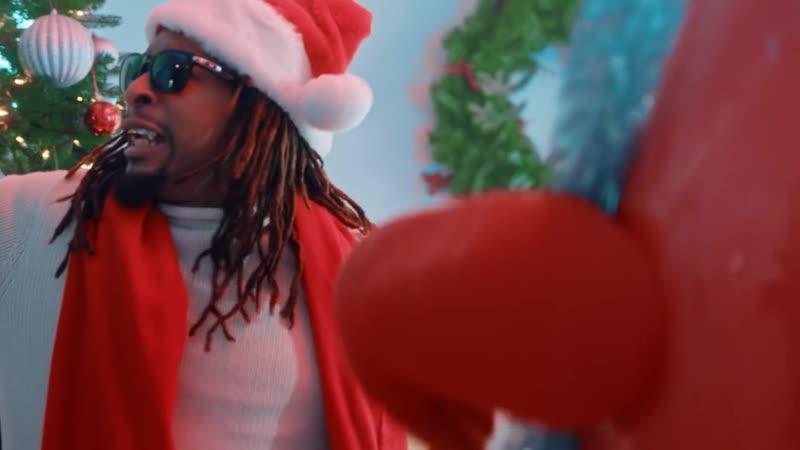 Lil Jon Feat. Kool-Aid Man - All I Really Want For Christmas - 1080HD - [ VKlipe.com ]