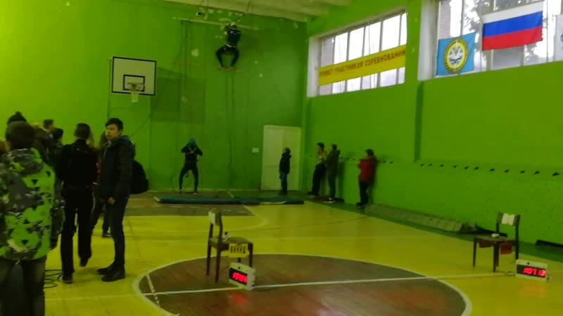 Главный забег наставник и подопечный Иван Андреевич и Суртаев Виталий