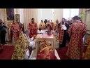 Освящение Собора Святой Живоначальной Троицы Санкт Петербург