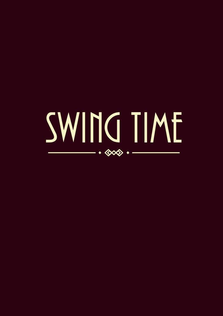 09.02 Swing Time в Доме Актёра!