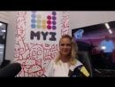 Видеочат со звездой на МУЗ ТВ ГлюкoZа - YouTube