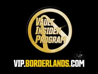 Borderlands vip - vault insider program