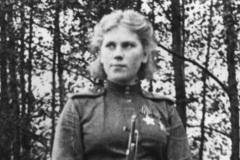 День памяти. Роза Шанина Советский снайпер, участница Великой Отечественной войны